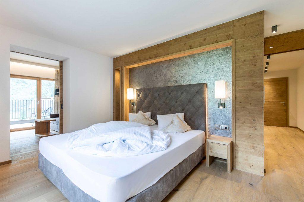 Hotel Eden in Sulden Ambiente - Zimmer